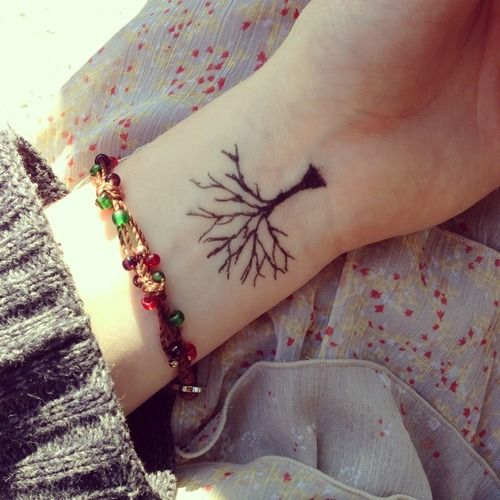 mini_foto small tree tattoos_pinterest