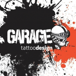 Garage Tattoo Design