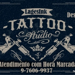 Lages Ink - Tattoo Studio (CUSTOM)