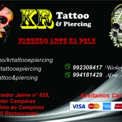 KR Tattoo & Piercing